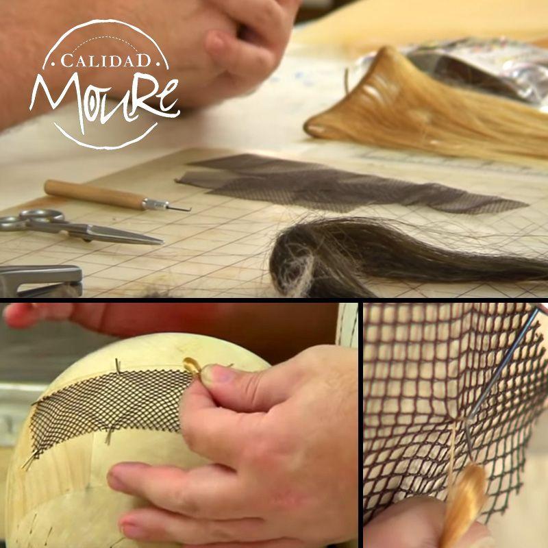 Confeccion de protesis malla suiza cabello natural 100% humano (1)
