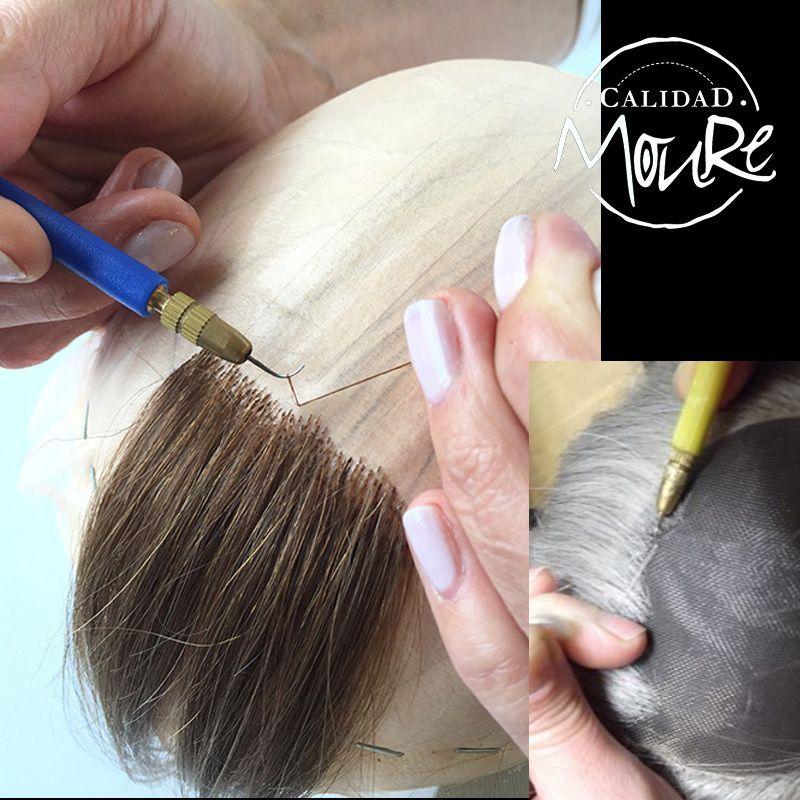 Confeccion de protesis malla suiza cabello natural 100% humano (12)
