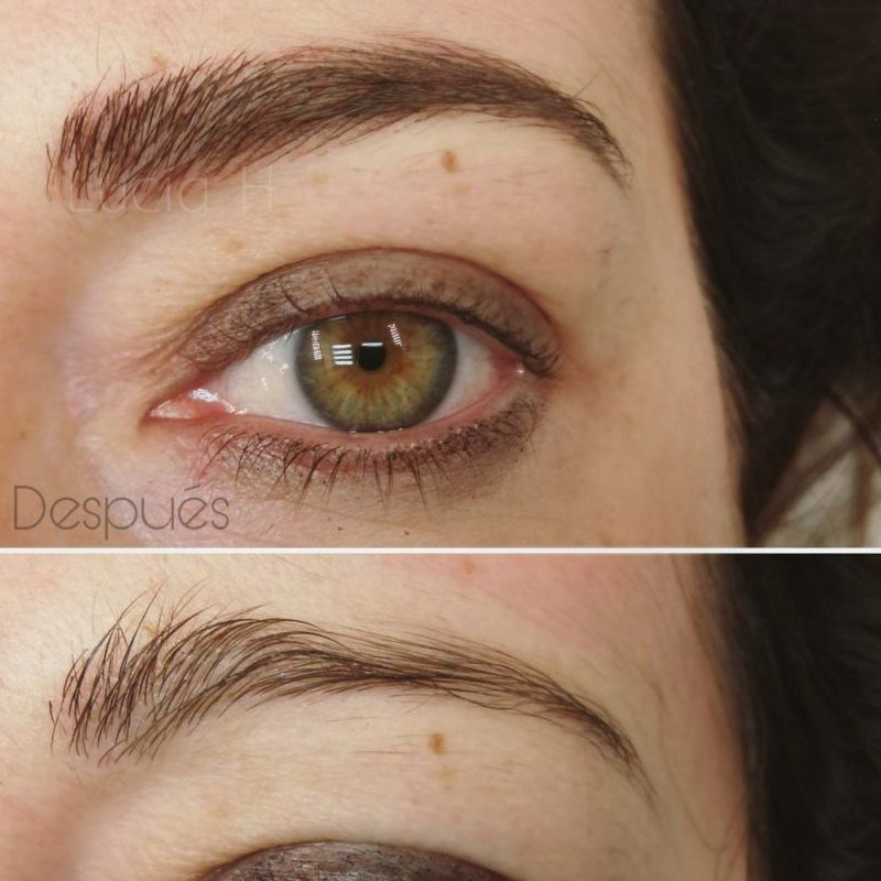 Micropigmentacion de Cejas Mujer Moure Mallorca (1)