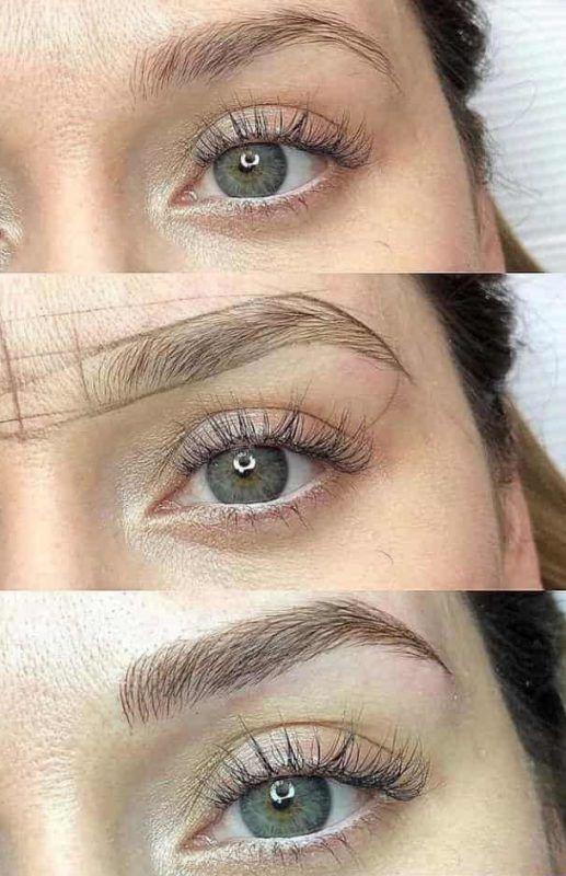 Micropigmentacion de Cejas Mujer Moure Mallorca (12)