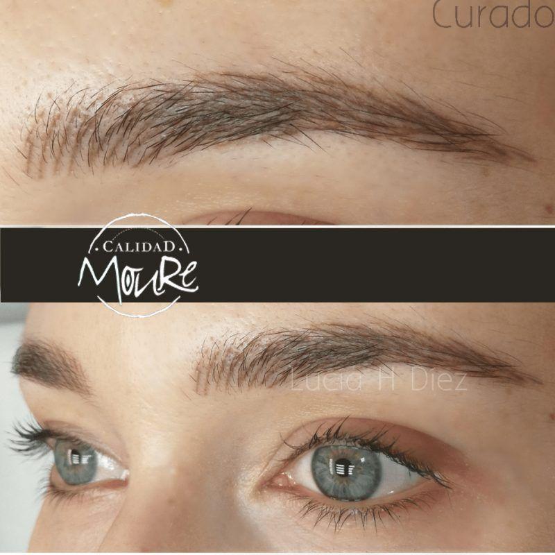 Micropigmentacion de Cejas Mujer Moure Mallorca (4)