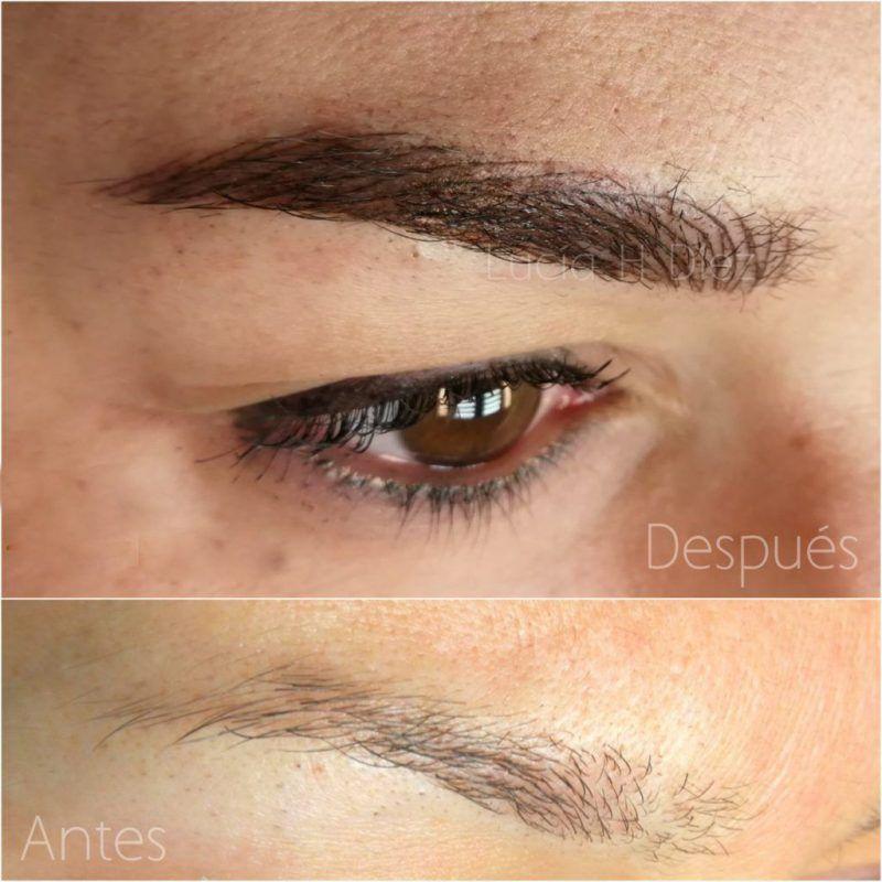 Micropigmentacion de Cejas Mujer Moure Mallorca (5)