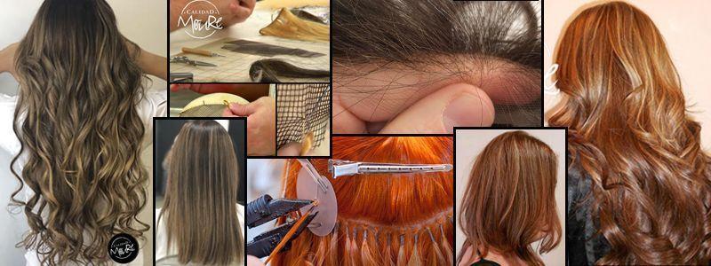 tendencias en pelo rizado