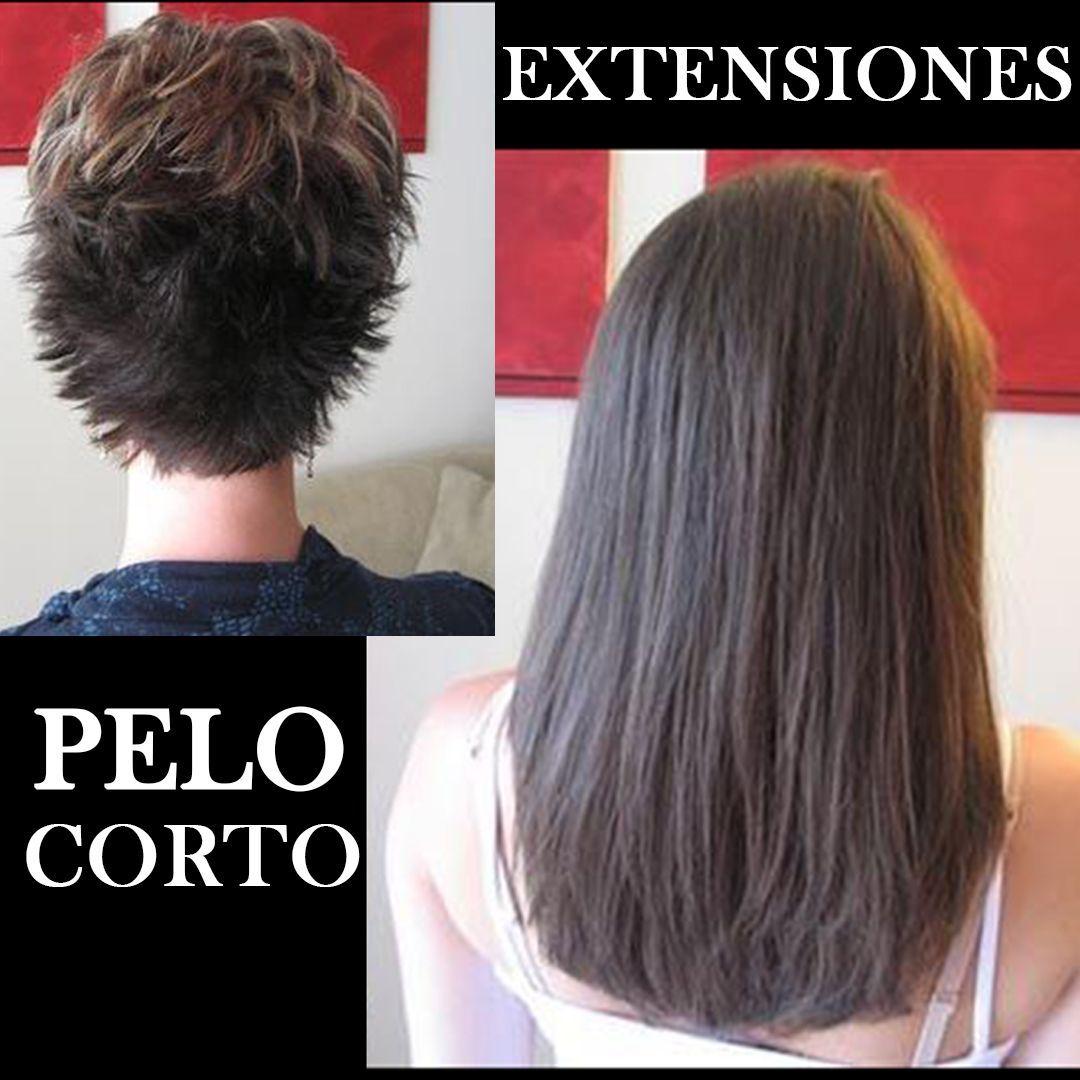 EXTENSIONES PELO MUY CORTO PALMA DE MALLORCA (1)